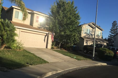 Private Room (w/twin bed) in Vacaville - Talo