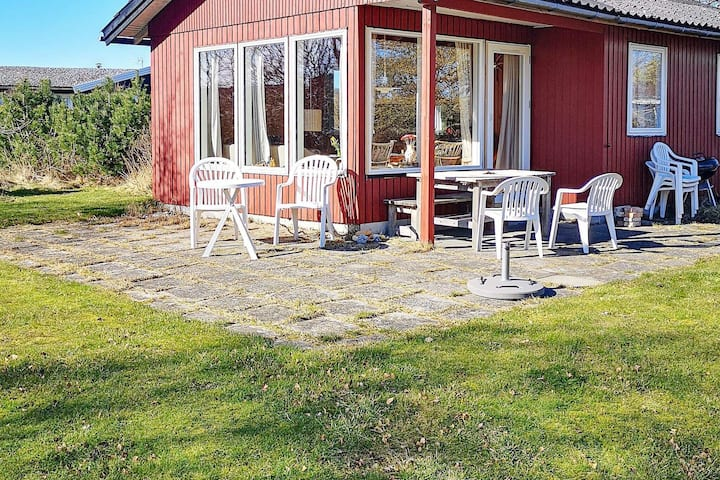 4 person holiday home in Knebel