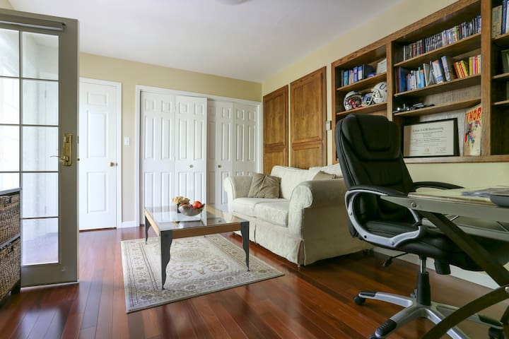 In-law suite, 10mins to SF airport - Burlingame - Wohnung