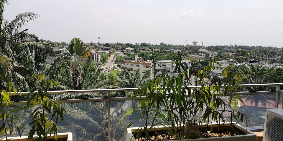Sejours calme à Abidjan