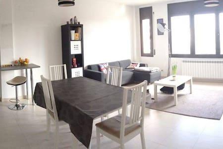 Chambre & salle de bain perso dans bel appartement - Girona