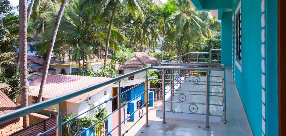 Shivam 3BHK Apartment in Calangute - Calangute, Goa, IN - Apartment