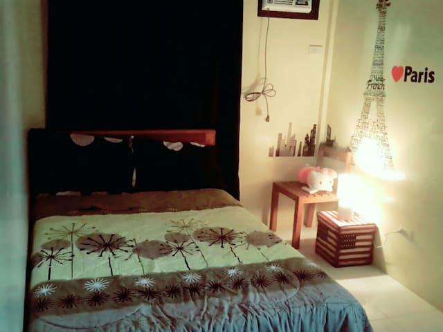 Beautiful house mactan(mango room) - Lapu-Lapu City, - Huis