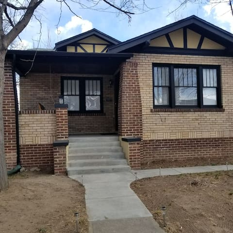 Beautiful home in the heart of Denver!