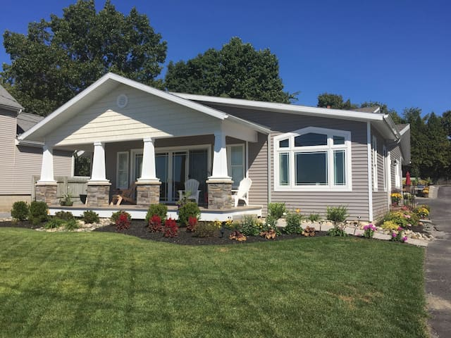 Awesome Saratoga Lake 1 Bedroom - Saratoga Springs - Daire