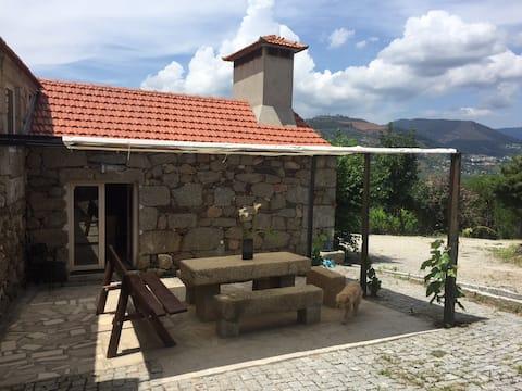 Casa da Eva at Terrus Winery