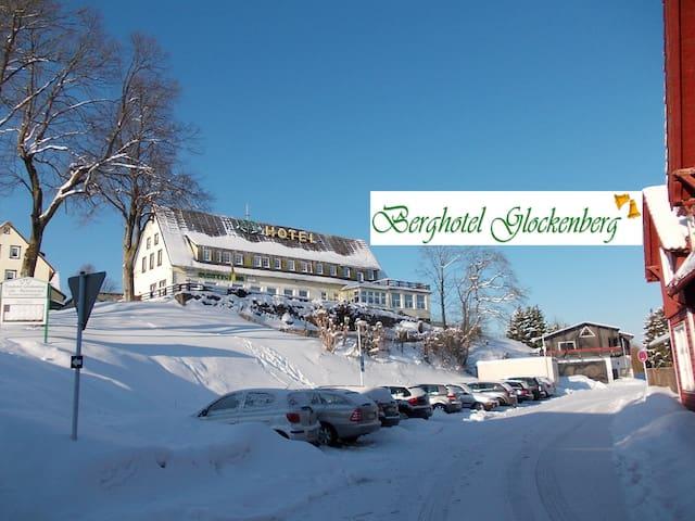 Ferienwohnung (22) im Berghotel Glockenberg