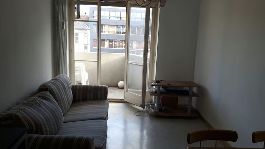 Flat near Messeplatz - Basileia - Apartamento