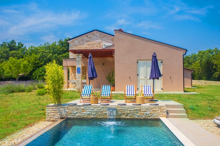 Villa Marten - your green choice near Rovinj!