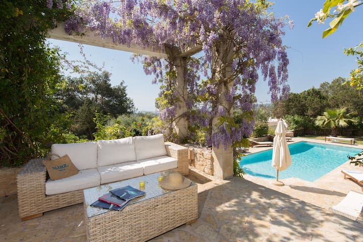 charming renovated finca st getrudis - Santa Eulària des Riu - Vacation home