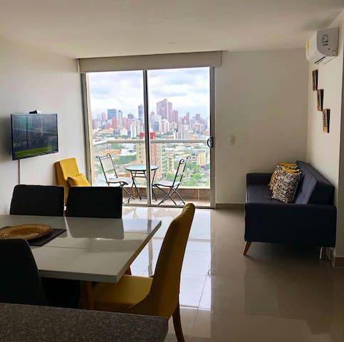 Apartamento panoramico Milano