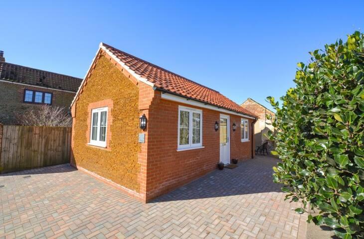 Newly built bungalow