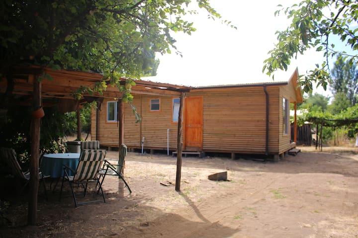 Casa de campo a 20 km de Los Angeles