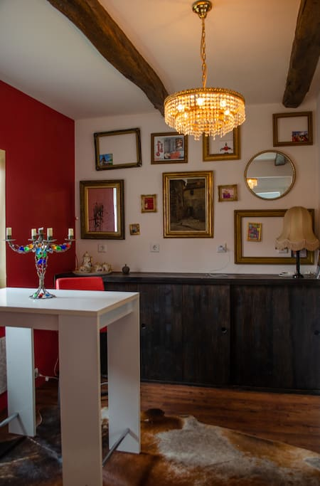 Dining Area, living