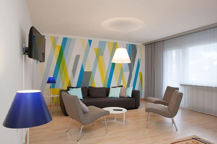 3 Zimmer Ferienwohnung 'la steila'