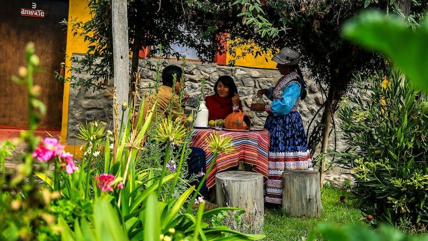 Casa Bella Flor Colca Yanque