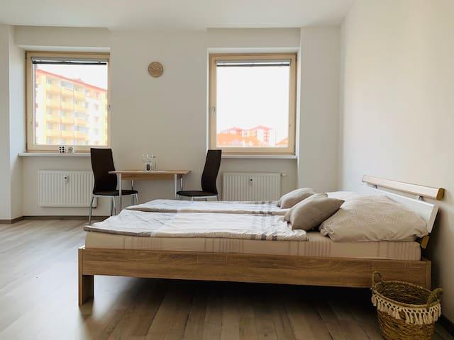 Krásný nový byt v komplexu Atrium Otrokovice