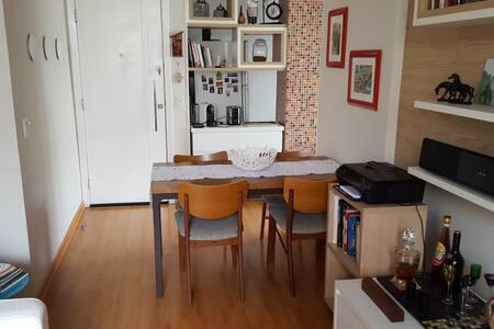 Single, beautiful and modern bedroom! - Rio de Janeiro
