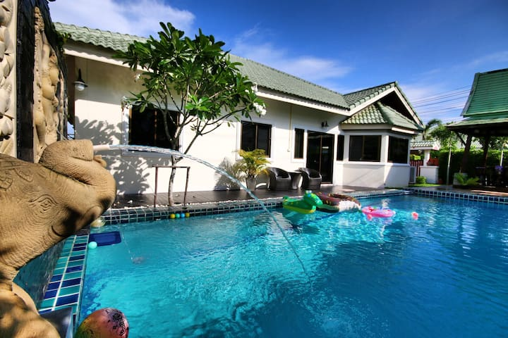 The Siam Place Pool Villa - Muang Pattaya - Villa
