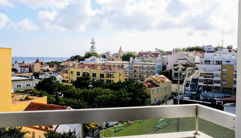 ⭐Modern Apartment w/ Ocean Views near Beach &Train