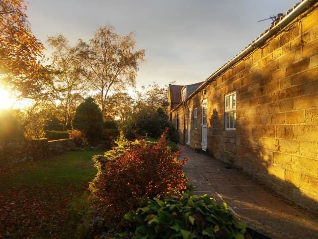 Double Room, Old Bears Barn, Lealholmside