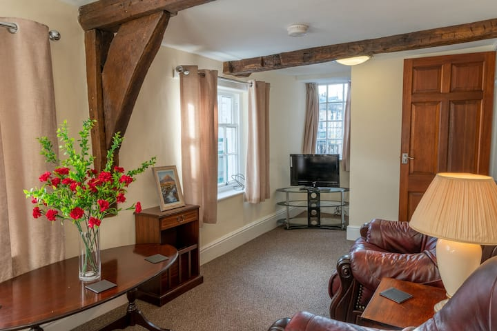 Highgate View Apartment - Kendal Town Centre with garden