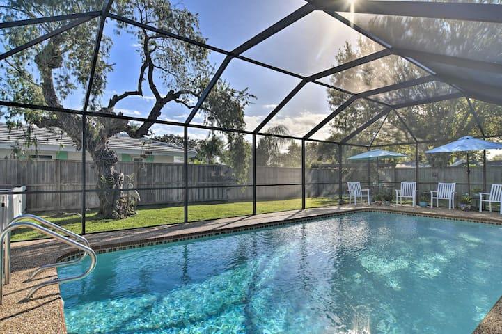 Charming Sarasota Studio w/Pool Near Siesta Beach!