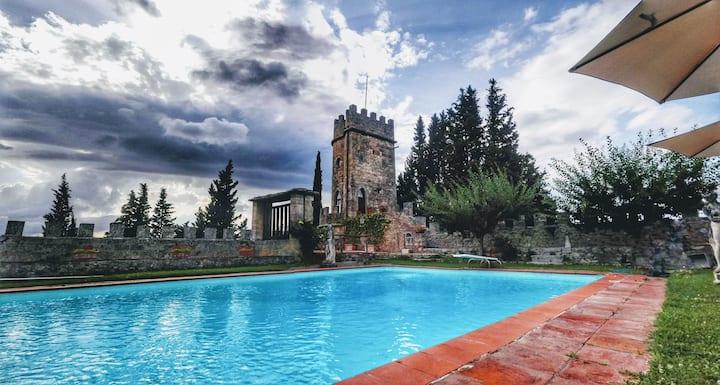 Castello di Badia - La Torre