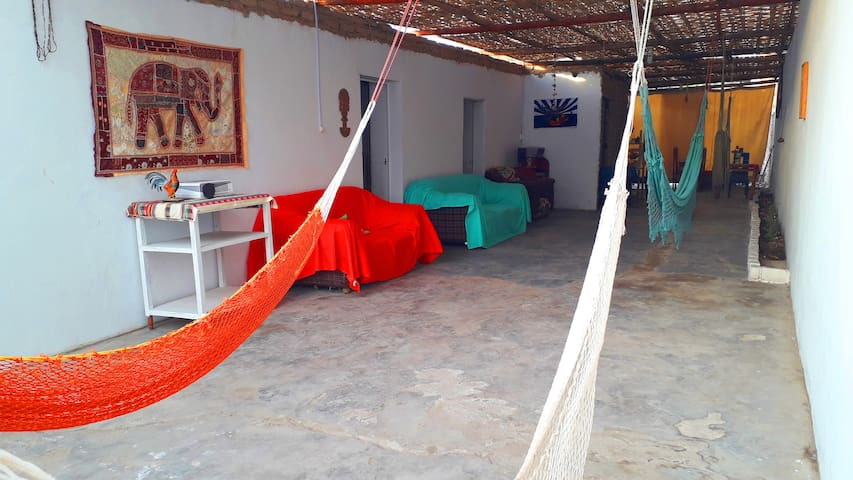 "Homestay ""Casa Namaste"" with breakfast included"