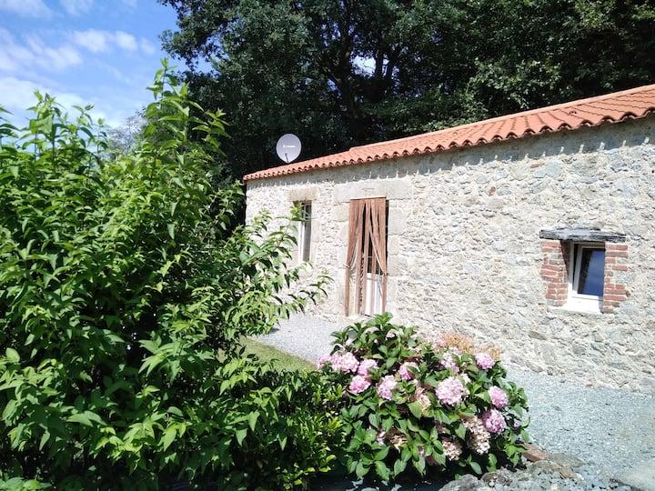 Gîte près du PUY du FOU  La Gaubretière