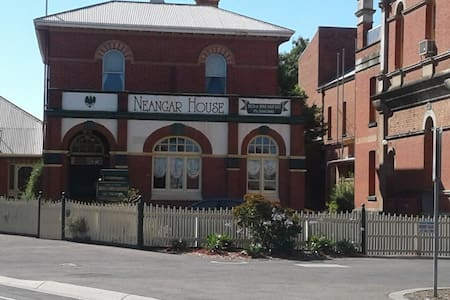 Neangar House - Original Eaglehawk Post Office - Eaglehawk