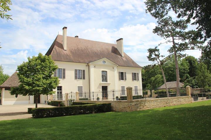 Domaine de l'Abbaye de Maizières
