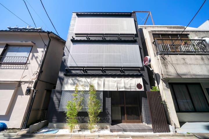 Ikebukuro 15 min!  Good location for Eat and shop!