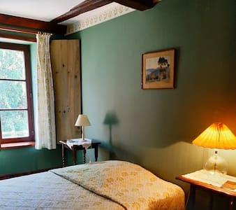 1 chambre B Champêtre- 2 personnes-Maison d'hôtes