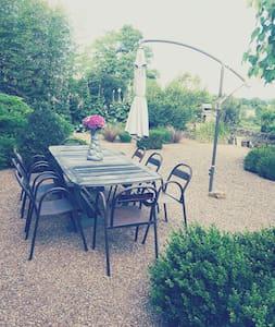 Maison de charme au coeur du brionnais - Saint-Julien-de-Civry - บ้าน