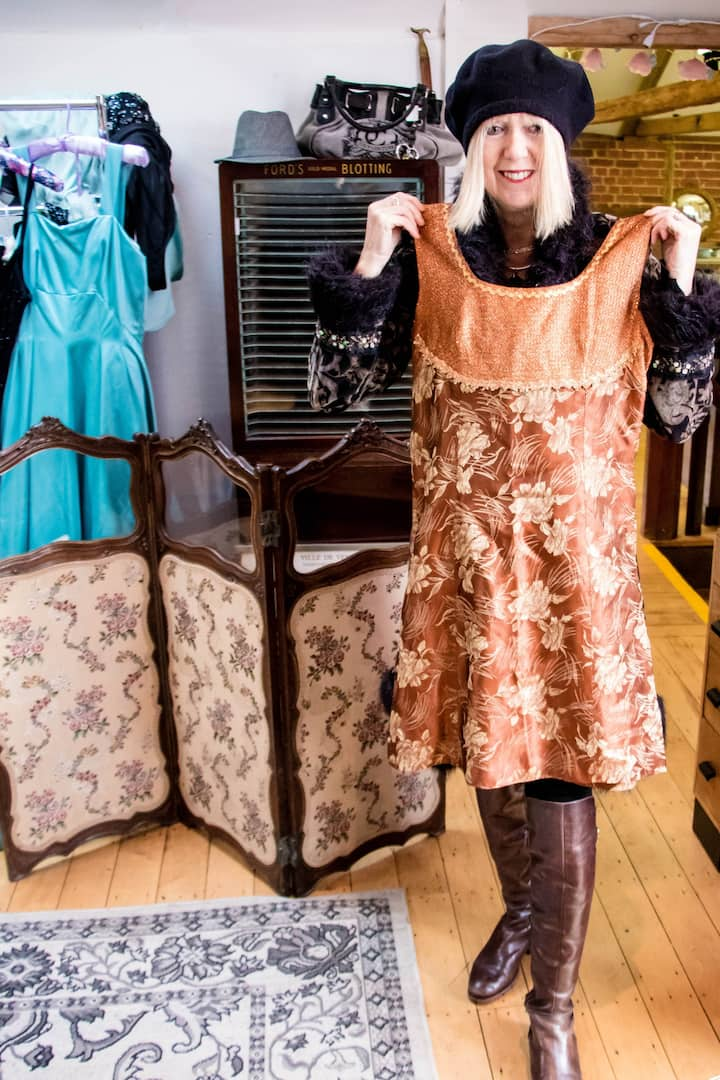 Thrift & Vintage Shopping