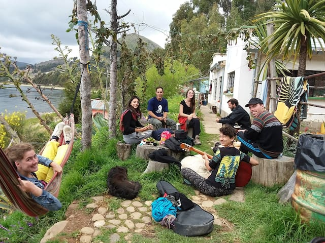 Hostel comunitario Kasa kultural sol y luna