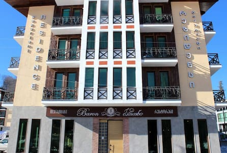 Bakuriani Residence 7