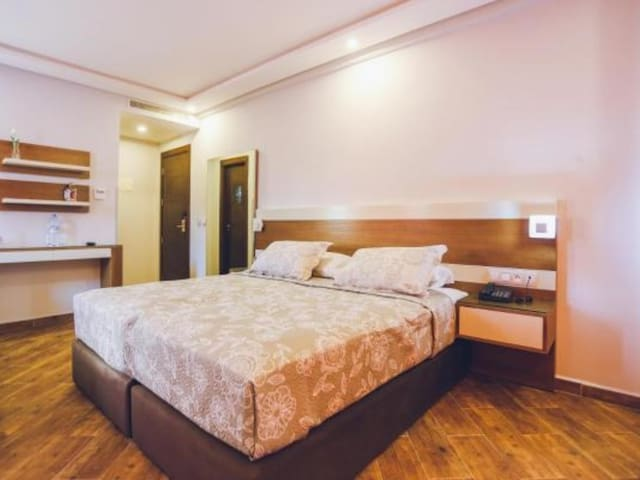 Chambre Double / Twin