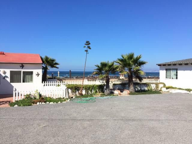 Casa en la playa. Ensenada B.C. - Vista Al Mar