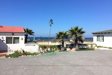 Casa en la playa. Ensenada B.C. - Vista Al Mar - Maison