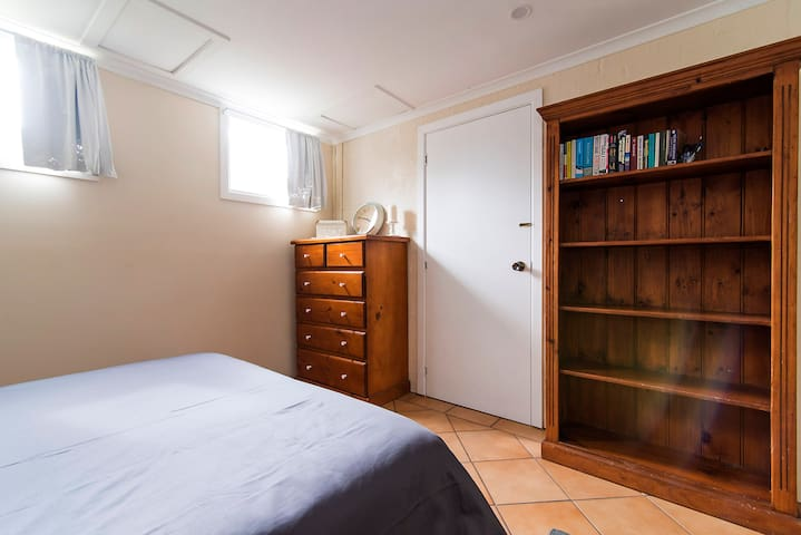 Beachfront Room in New Brighton - New Brighton - Sovesal