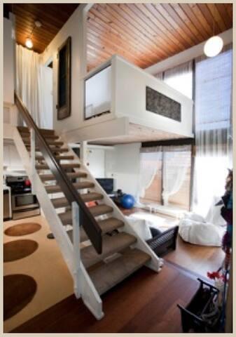 CENTRAL HOLLYWOOD - DESIGNER LOFT - Los Angeles - Loft