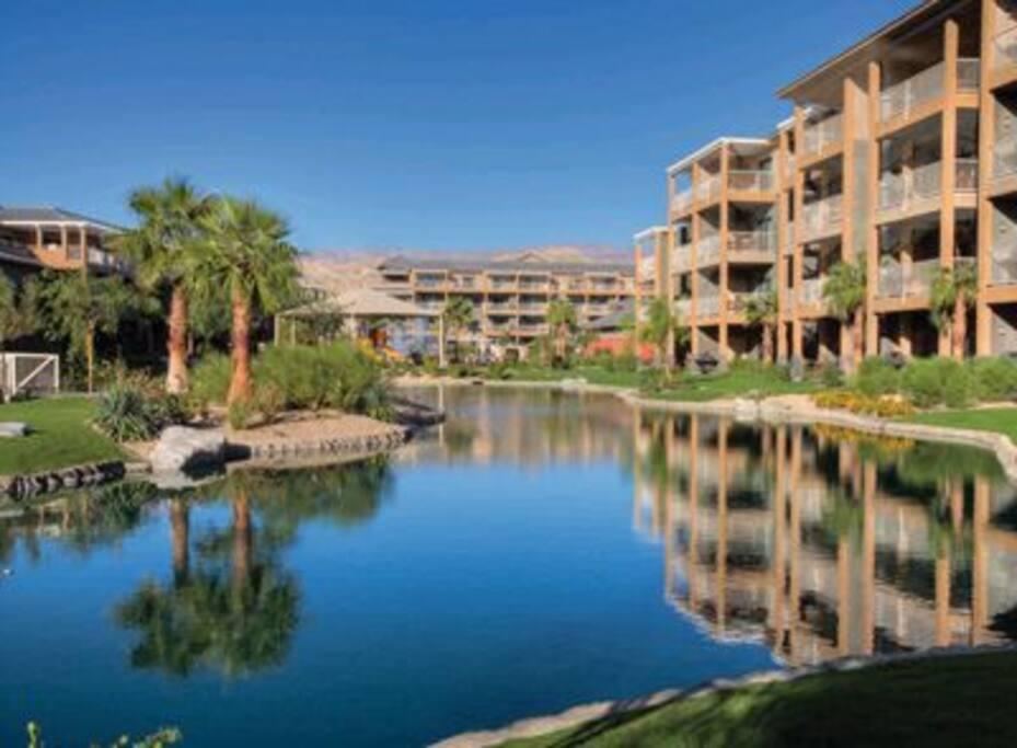 California S Indio Resort Studio Condo Condominiums