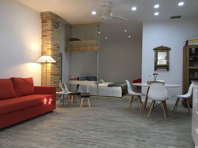 LOFT COSTA BRAVA-CASTELLÓD'EMPÚRIES - Castelló d'Empúries - Loft