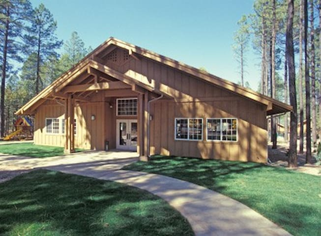 Arizona-Pinetop Studio Condo - Pinetop-Lakeside