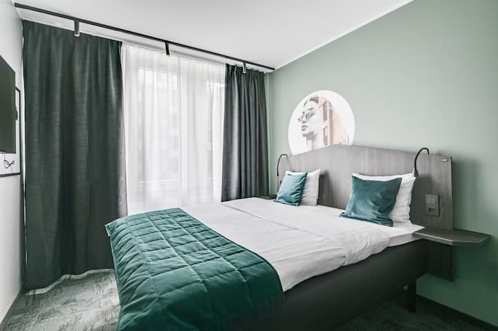 Long stay hotel in central Stockholm