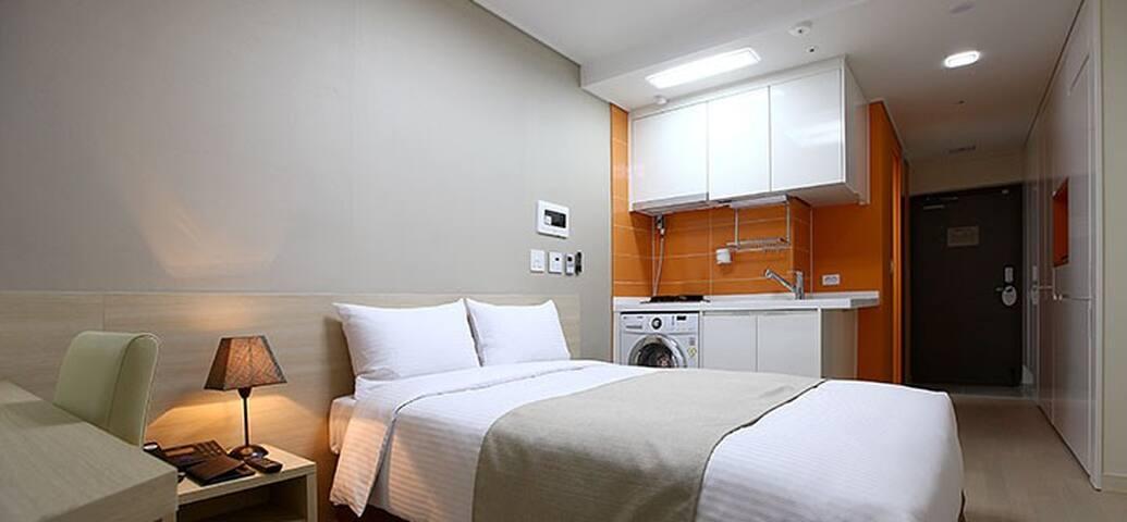 URBAN PLACE - C 어반플레이스 강남 숙소 - Gangnam-gu - Apto. en complejo residencial