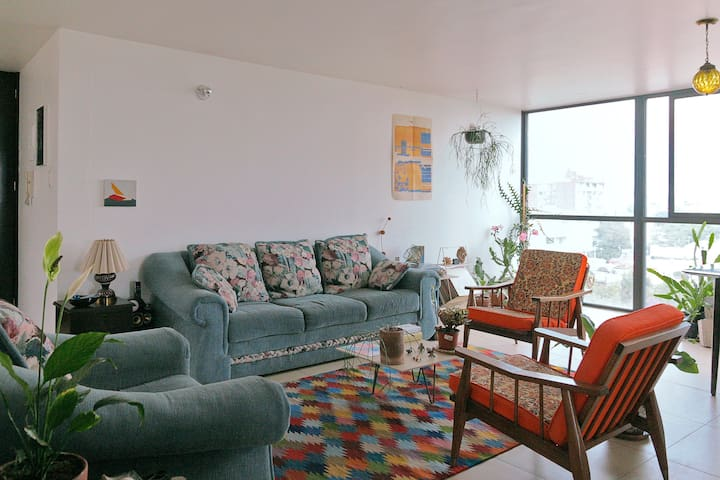 Bright room in great neighborhood - Ciudad de México - Departamento