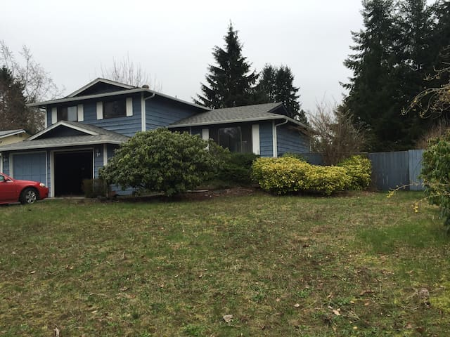 Newly renovated home in Lacey, WA - Lacey - Talo